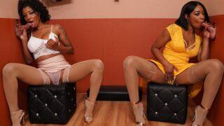 Lala Ivey & September Reign